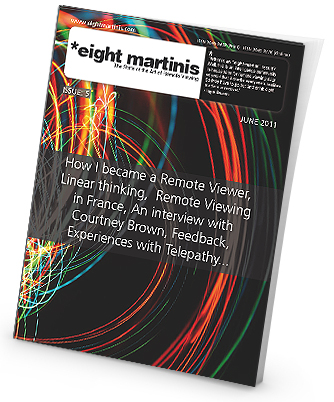 Remote viewing magazine eight martinis