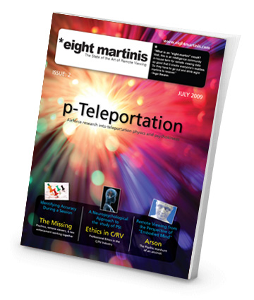 Eight martinis - remote viewing magazine - issue2