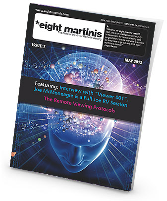 Eight Martinis - remote viewing magazine - free download