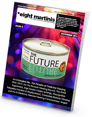 Eight Martinis - Issue 8