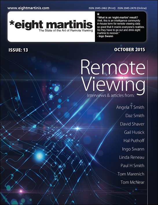 Eight Martinis magazine - Issue 13