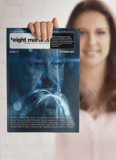 eight martinis - issue 17 out now!